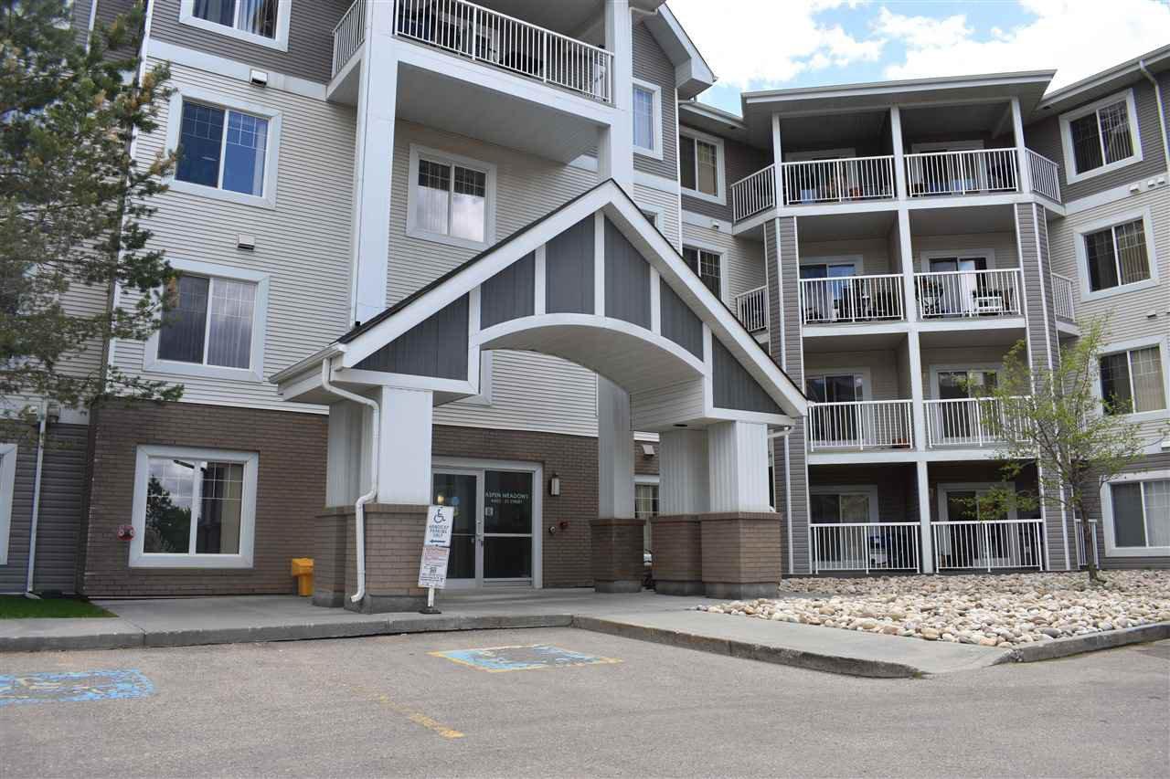 Main Photo: 315 4403 23 Street in Edmonton: Zone 30 Condo for sale : MLS®# E4199717