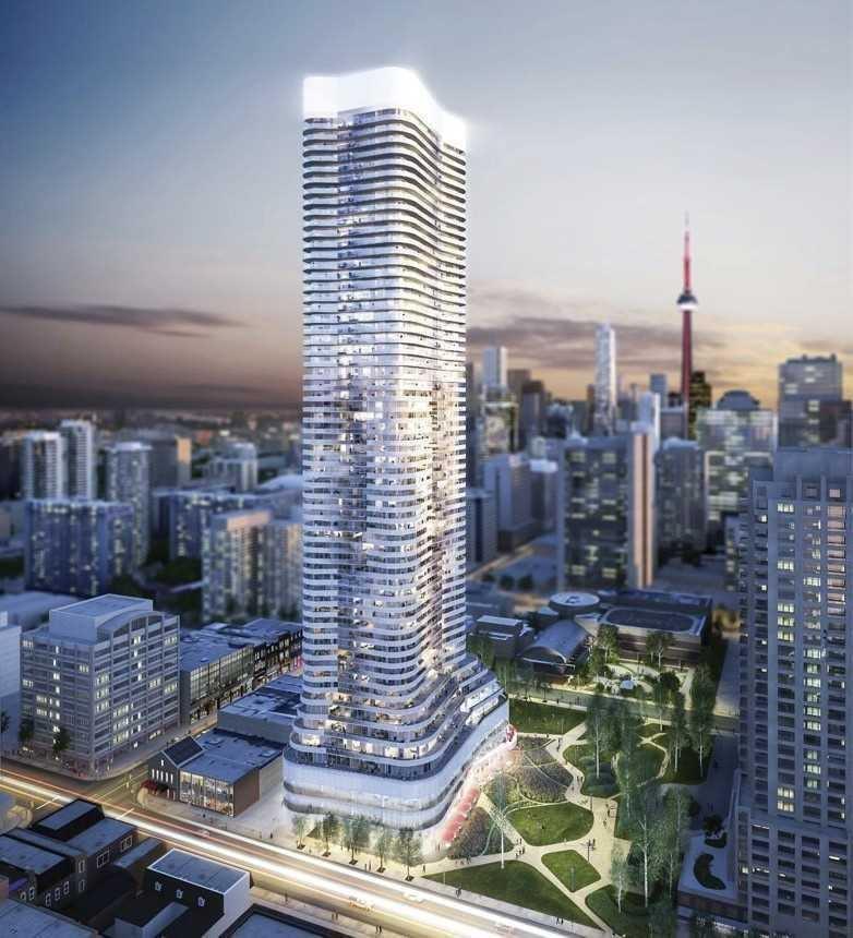Main Photo: 5012 11 Wellesley Street in Toronto: Bay Street Corridor Condo for lease (Toronto C01)  : MLS®# C4798260