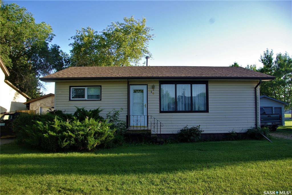 Main Photo: 313 3rd Street South in Kipling: Residential for sale : MLS®# SK822239