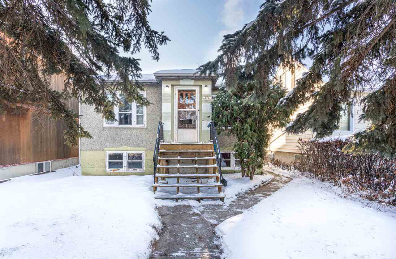 Main Photo: 10751 75 Avenue in Edmonton: Zone 15 House for sale : MLS®# E4215031
