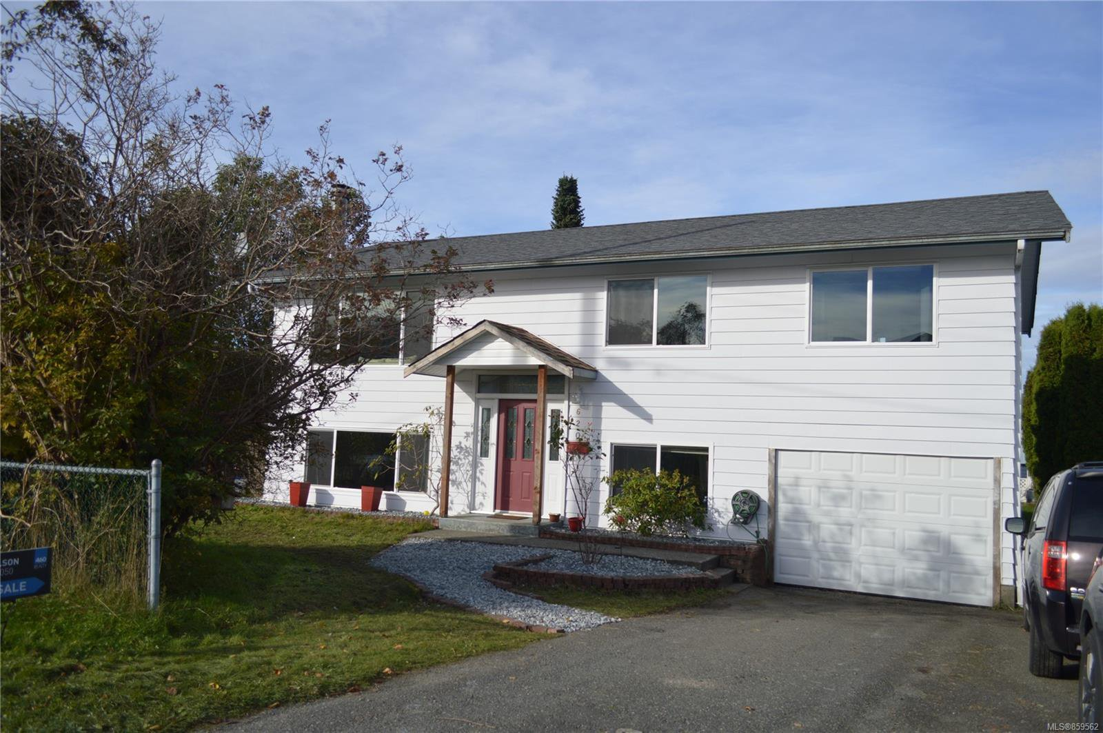 Main Photo: 2620 Brockington Pl in : NI Port McNeill House for sale (North Island)  : MLS®# 859562