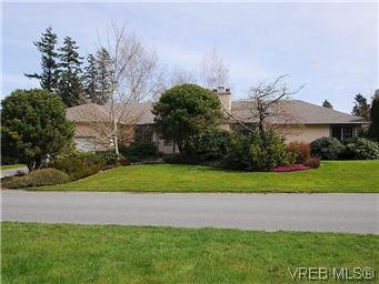 Main Photo: 4955 Del Monte Avenue in : SE Cordova Bay Single Family Detached for sale (Saanich East)  : MLS®# 290783