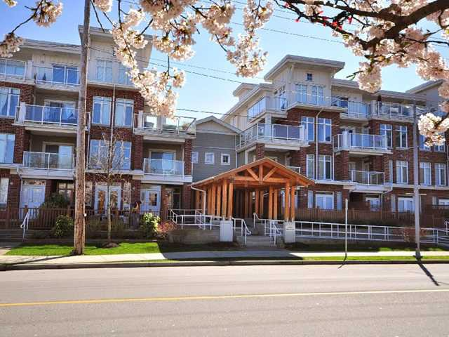 """Main Photo: # 406 4280 MONCTON ST in Richmond: Steveston South Condo for sale in """"THE VILLAGE"""" : MLS®# V880753"""
