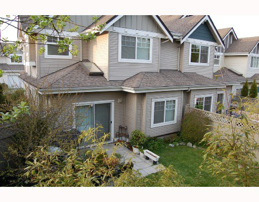 "Photo 5: Photos: 9 4811 BLAIR Drive in Richmond: West Cambie Townhouse for sale in ""ODLINWOODS"" : MLS®# V707243"