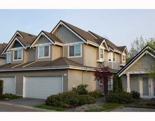 "Main Photo: 9 4811 BLAIR Drive in Richmond: West Cambie Townhouse for sale in ""ODLINWOODS"" : MLS®# V707243"