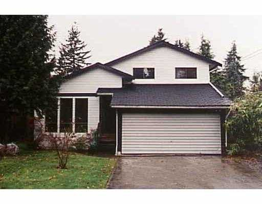 Main Photo: 572 SCHOOLHOUSE ST in Coquitlam: Central Coquitlam House for sale : MLS®# V552661