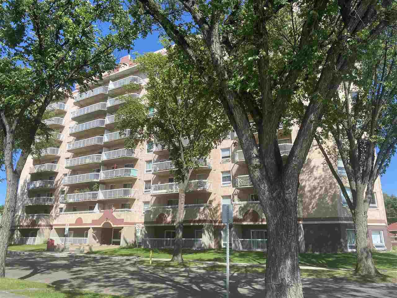 Main Photo: 603 11211 85 Street in Edmonton: Zone 05 Condo for sale : MLS®# E4194734