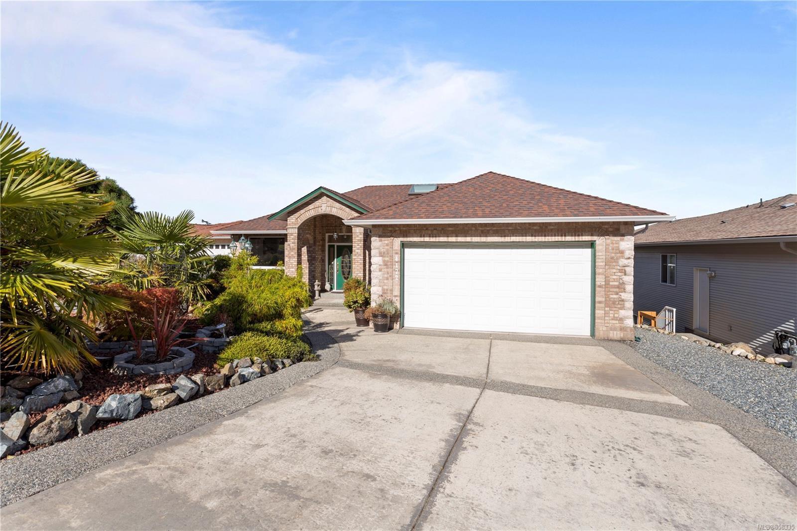 Main Photo: 4172 Gulfview Dr in : Na North Nanaimo House for sale (Nanaimo)  : MLS®# 858335
