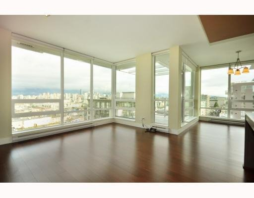 Photo 2: Photos: # 1001 1675 W 8TH AV in Vancouver: Condo for sale : MLS®# V808667