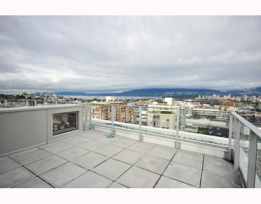 Photo 9: Photos: # 1001 1675 W 8TH AV in Vancouver: Condo for sale : MLS®# V808667
