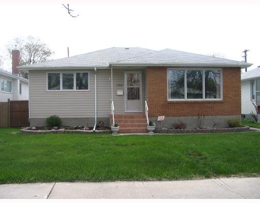 Main Photo: 1764 MATHERS Avenue in WINNIPEG: River Heights / Tuxedo / Linden Woods Residential for sale (South Winnipeg)  : MLS®# 2808979