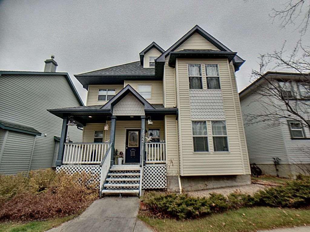 Main Photo: 1932 Tomlinson Way in Edmonton: Zone 14 House for sale : MLS®# E4179629