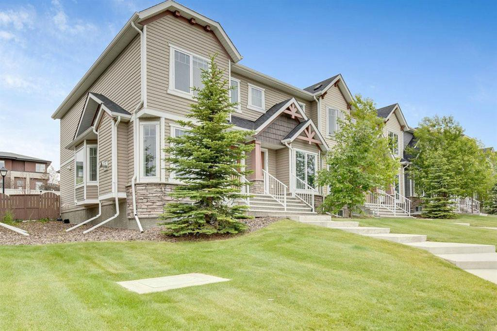 Main Photo: 101 ASPEN HILLS Drive SW in Calgary: Aspen Woods Row/Townhouse for sale : MLS®# A1009778