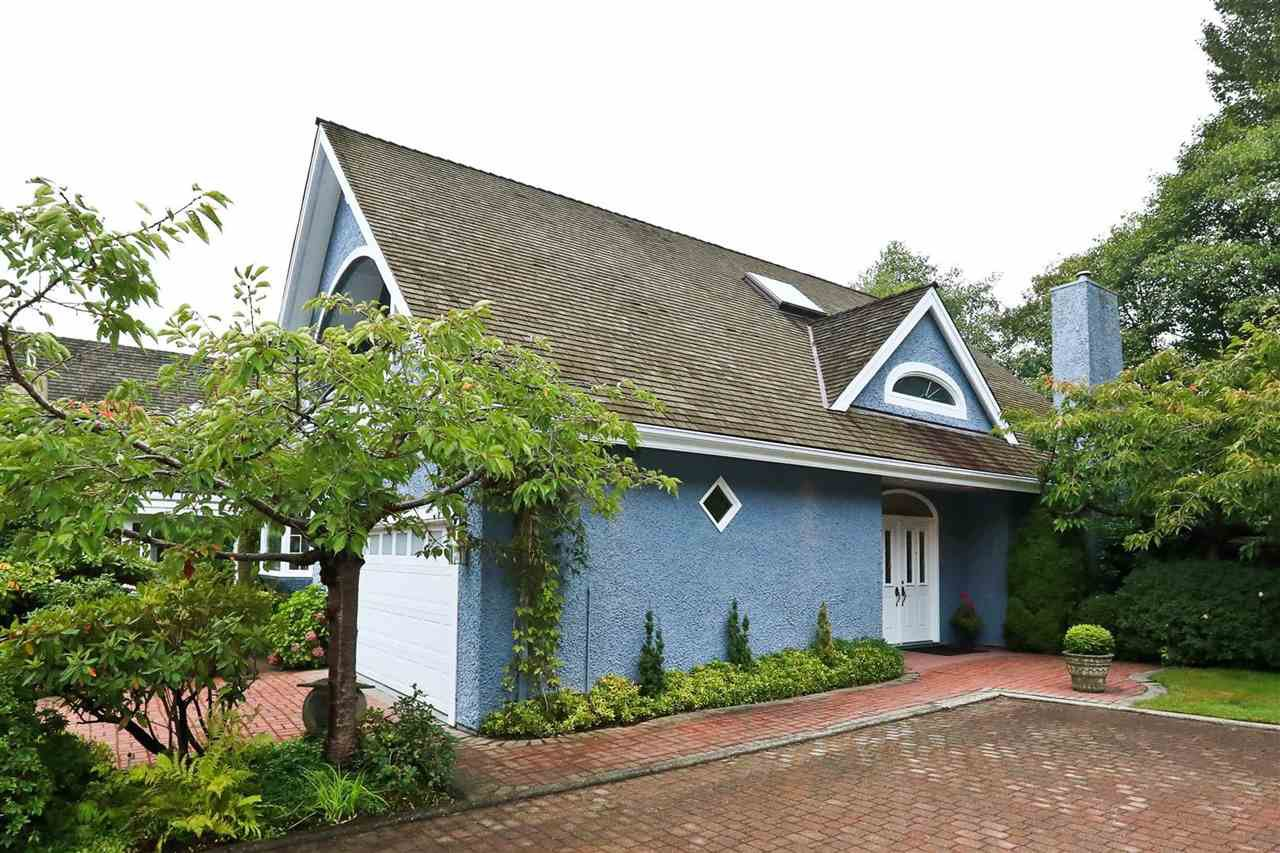 """Photo 2: Photos: 8183 TIDEWATER Place in Vancouver: Southlands House for sale in """"ANGUS LANDS"""" (Vancouver West)  : MLS®# R2499282"""