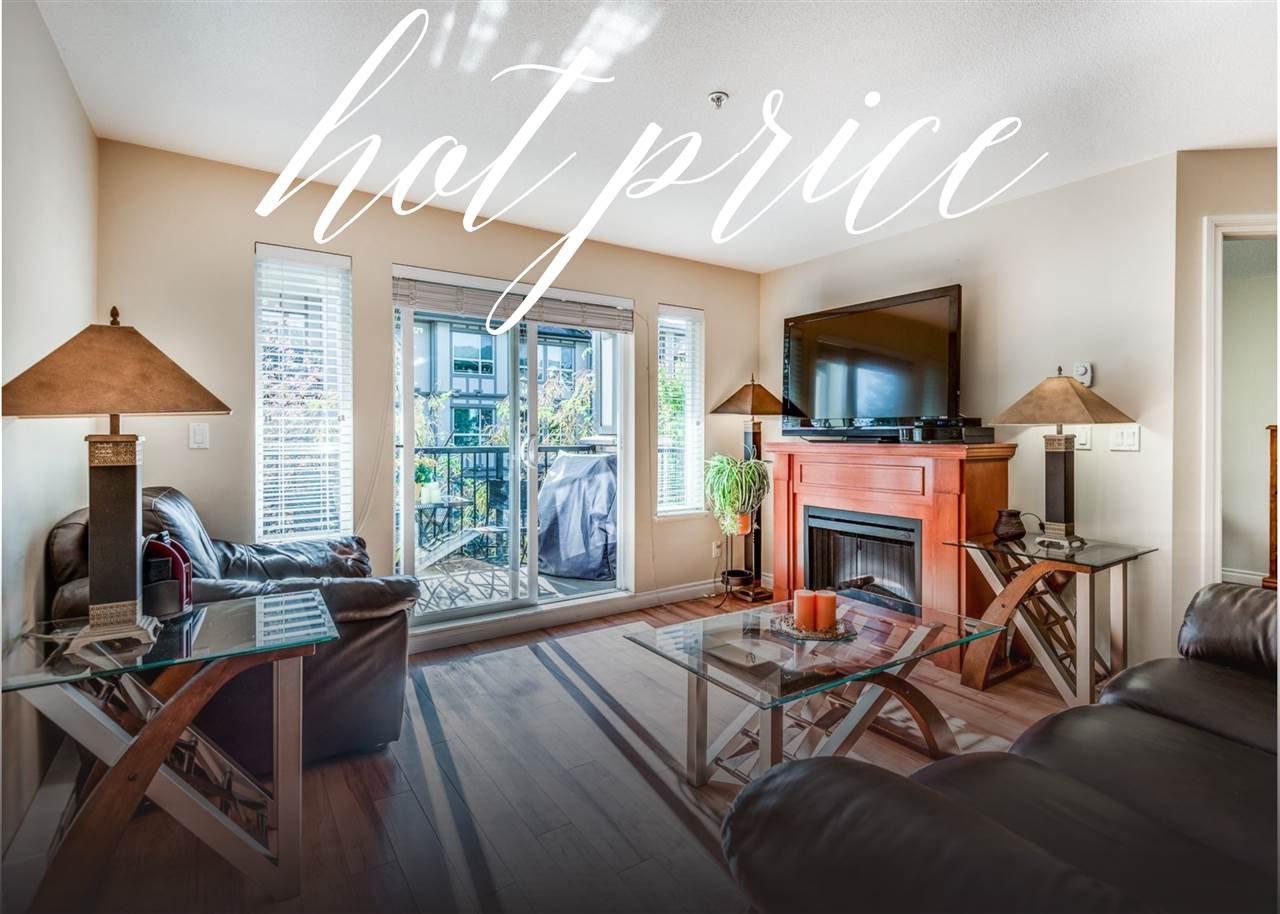 "Main Photo: 411 8717 160 Street in Surrey: Fleetwood Tynehead Condo for sale in ""VERNAZZA"" : MLS®# R2514303"