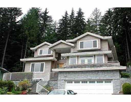 Main Photo: 839 SAUVE Crescent in North Vancouver: Braemar House for sale : MLS®# V569151