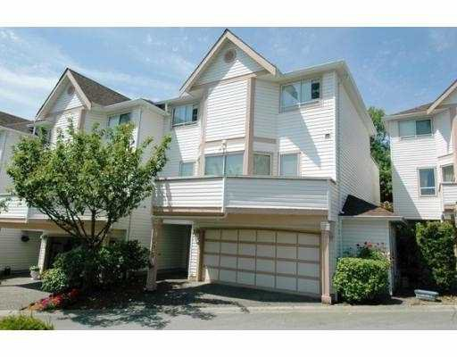 """Main Photo: 105 1232 JOHNSON Street in Coquitlam: Scott Creek Townhouse for sale in """"GREENHILL PLACE"""" : MLS®# V671191"""