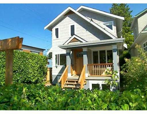 Main Photo: 719 E 28TH AV in Vancouver: Fraser VE House for sale (Vancouver East)  : MLS®# V609475