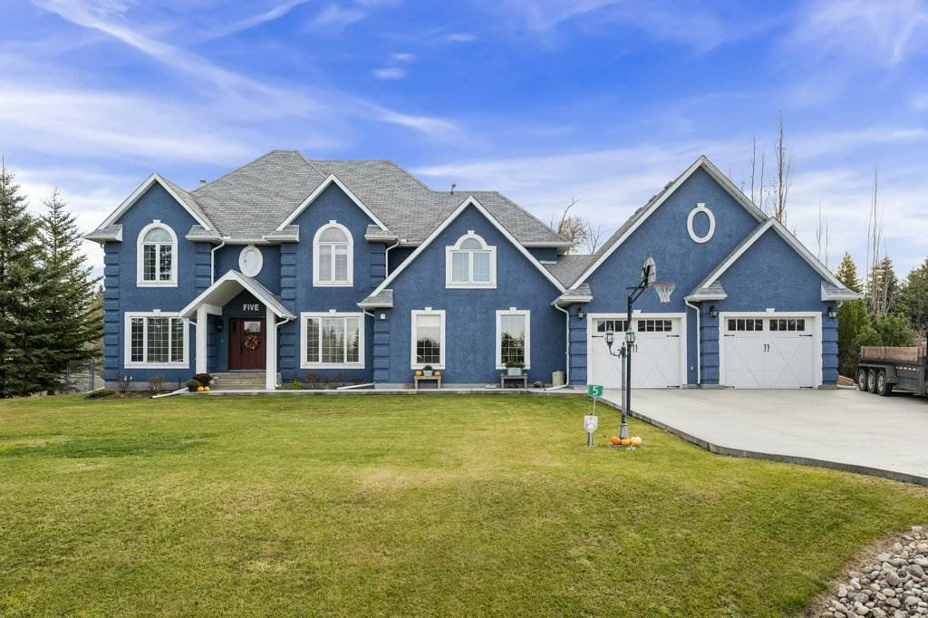 Main Photo: 5, 26106 TWP RD 532 A: Rural Parkland County House for sale : MLS®# E4178438