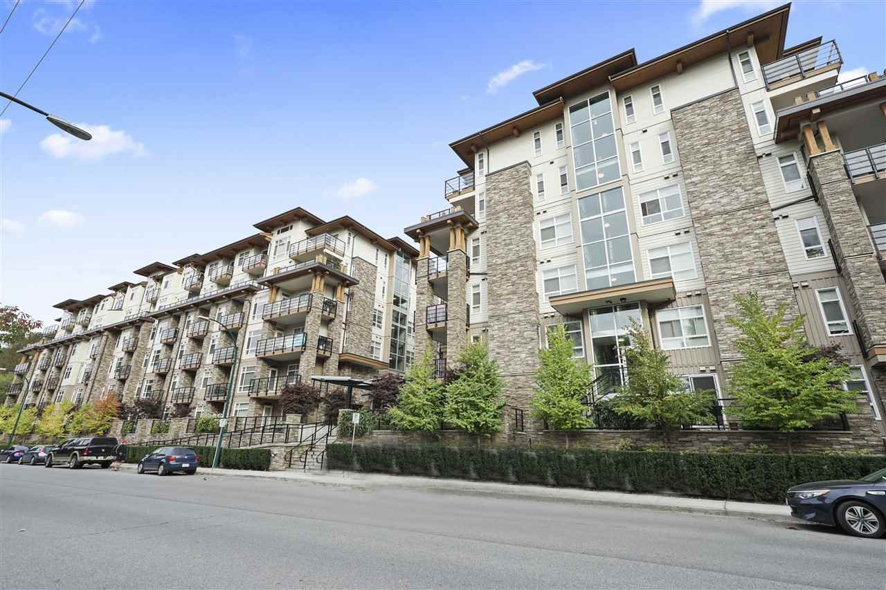 "Main Photo: 414 2495 WILSON Avenue in Port Coquitlam: Central Pt Coquitlam Condo for sale in ""Orchid"" : MLS®# R2428506"