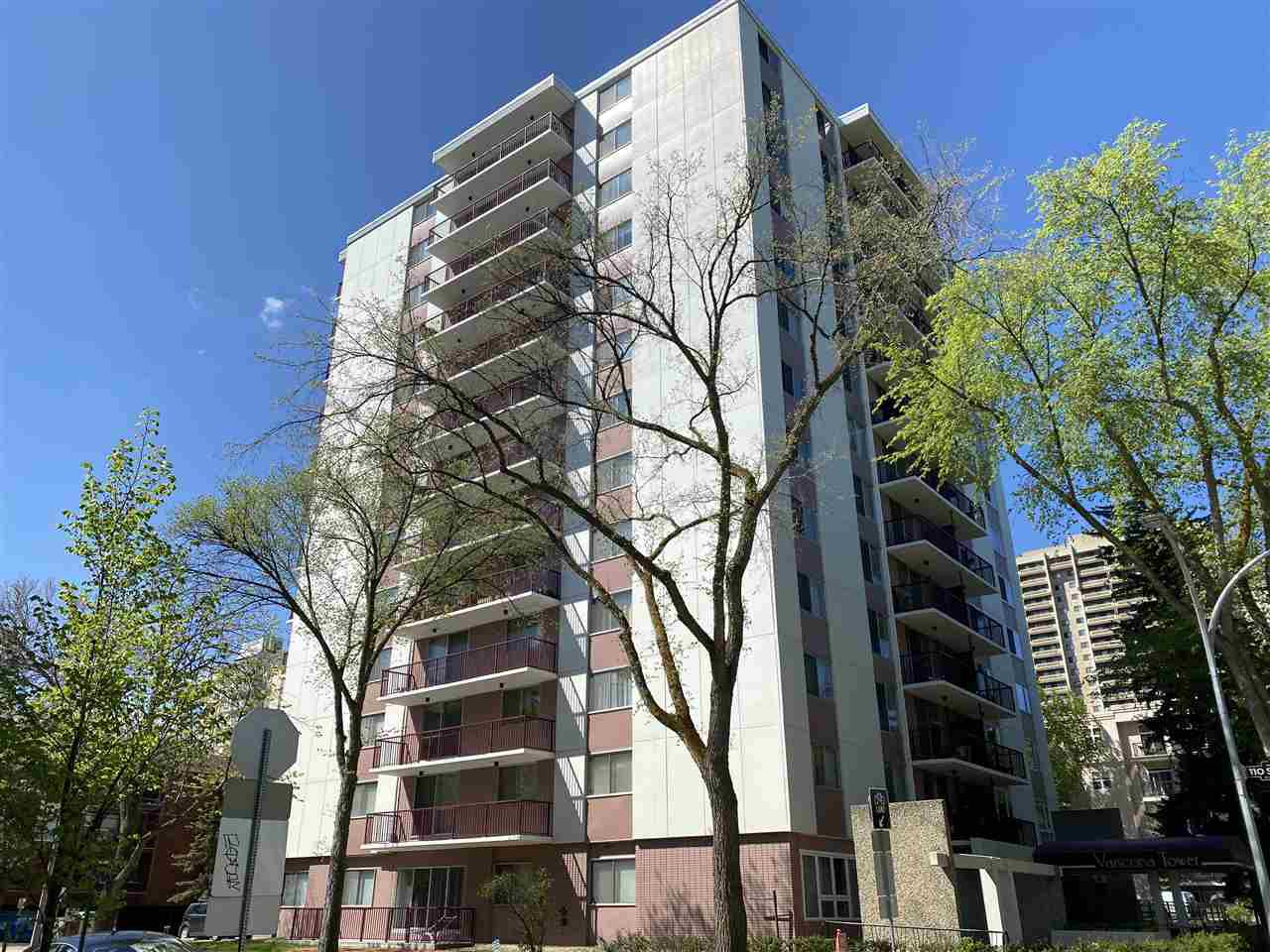Main Photo: 1302 11007 83 Avenue in Edmonton: Zone 15 Condo for sale : MLS®# E4187723