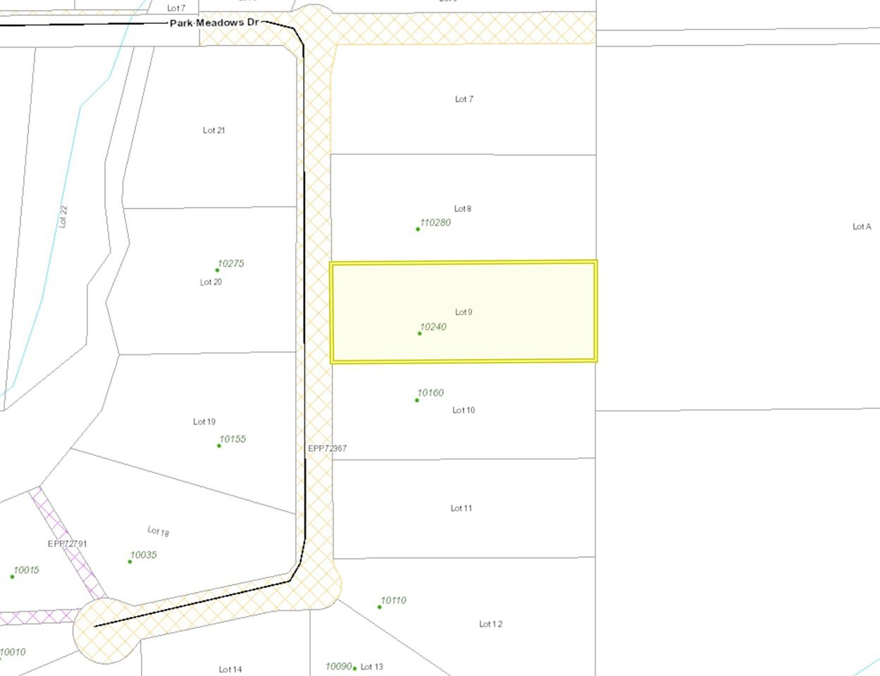 Main Photo: 10240 PARK MEADOWS Drive in Prince George: Beaverley Land for sale (PG Rural West (Zone 77))  : MLS®# R2464453
