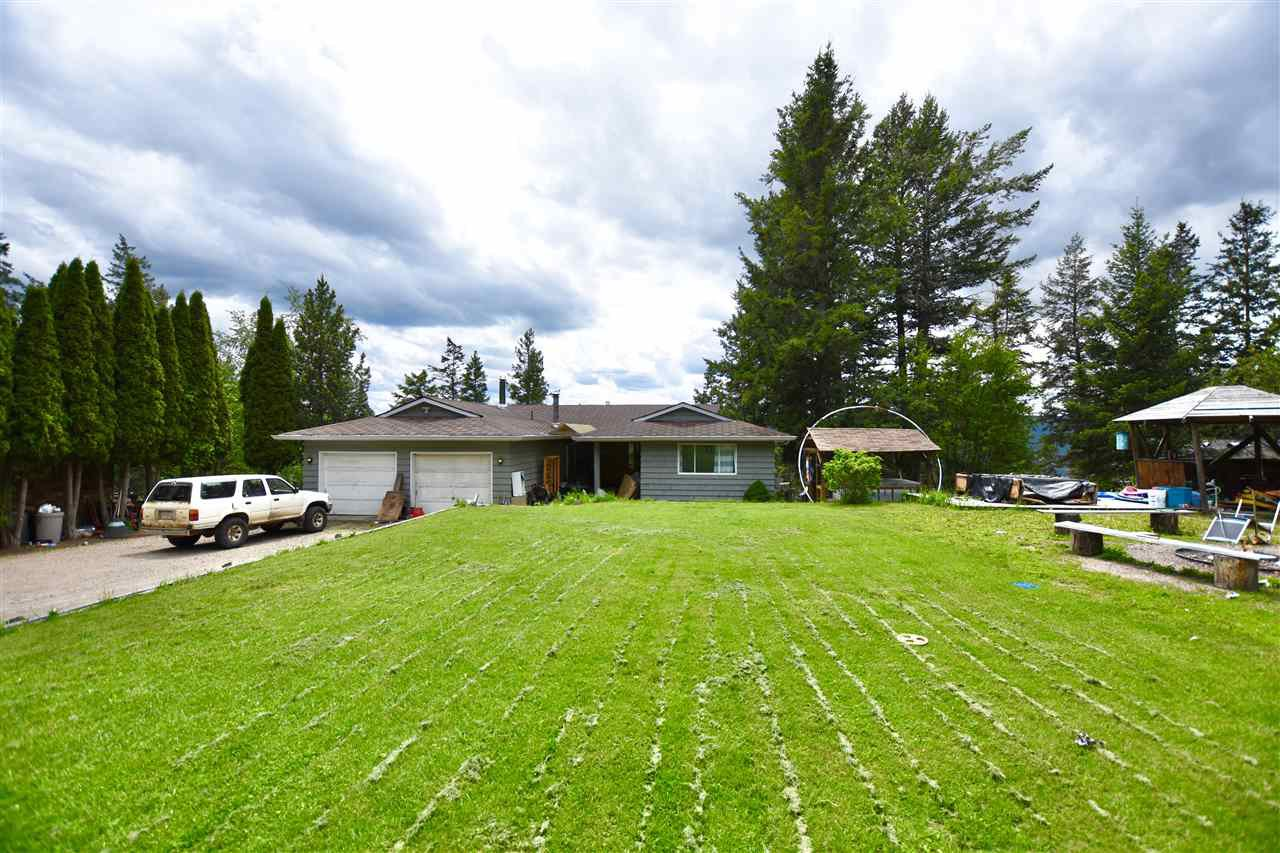 Main Photo: 1620 168 MILE Road in Williams Lake: Williams Lake - Rural North House for sale (Williams Lake (Zone 27))  : MLS®# R2464871