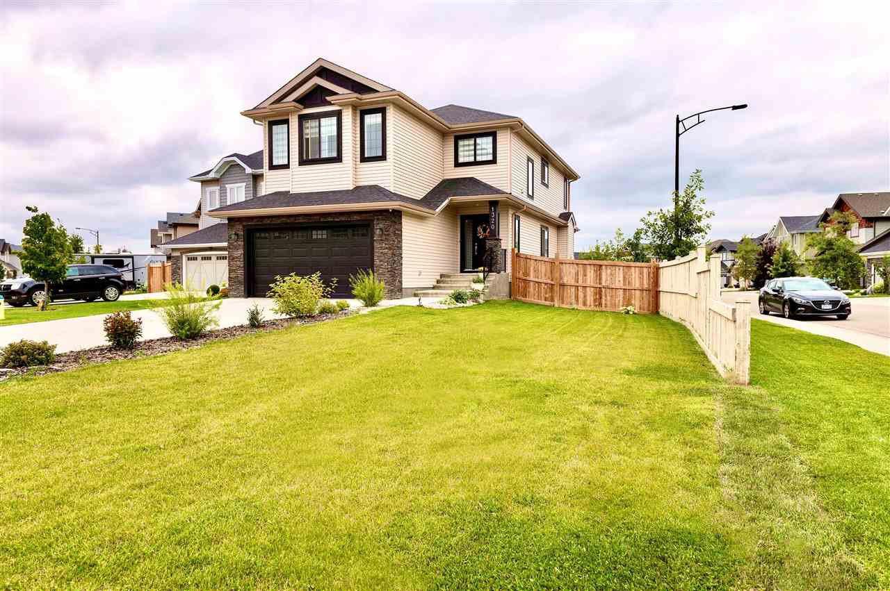 Main Photo: 1320 158 Street SW in Edmonton: Zone 56 House for sale : MLS®# E4214460