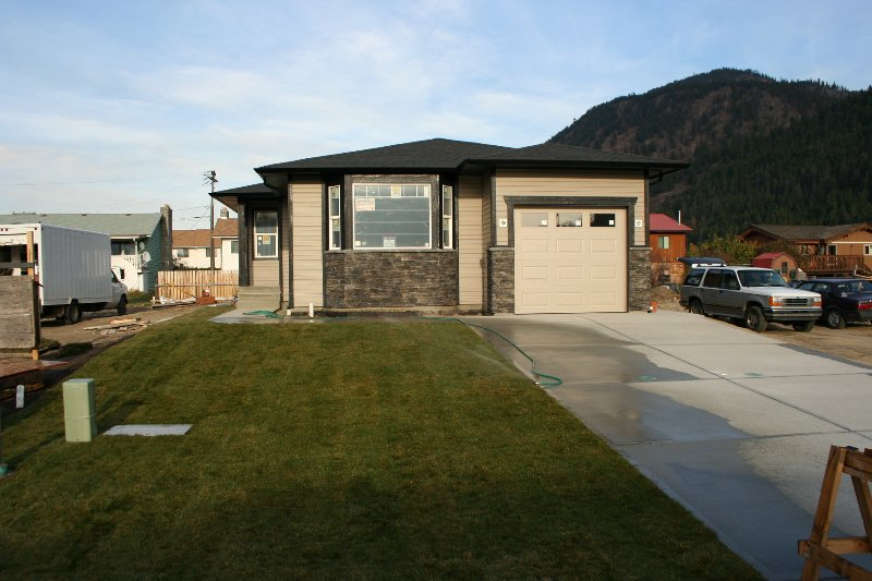 Main Photo: 201 Ash Crescent in Chase: Residential Residential Detached for sale : MLS®# 79748