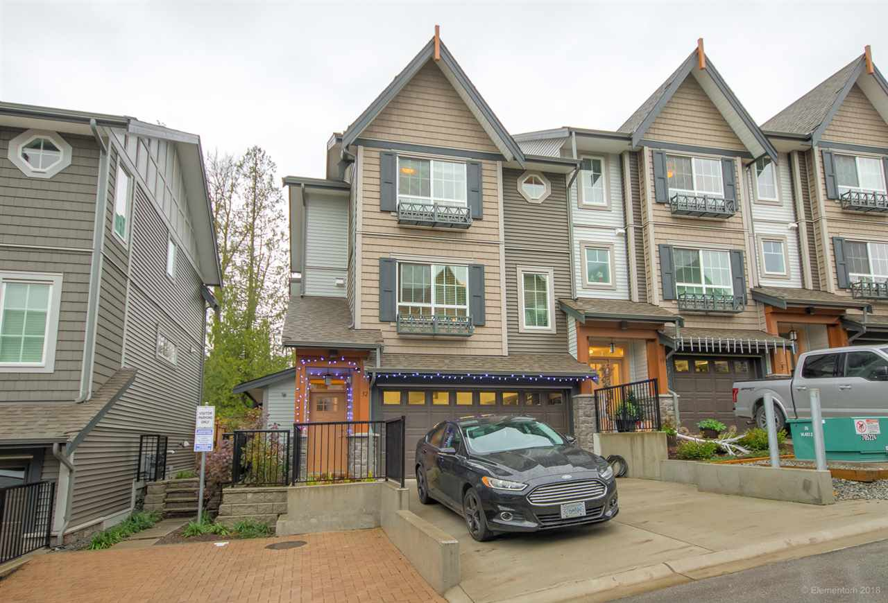 """Main Photo: 32 23539 GILKER HILL Road in Maple Ridge: Cottonwood MR Townhouse for sale in """"KANAKA HILL"""" : MLS®# R2518617"""