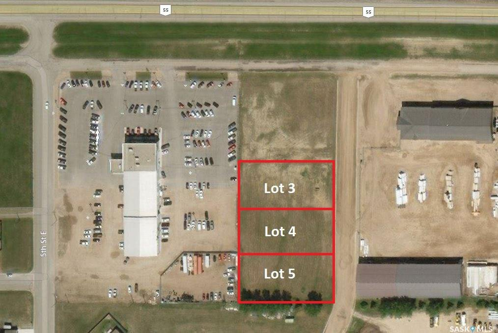 Main Photo: 801 803 805 6th Street East in Shellbrook: Commercial for sale : MLS®# SK839035