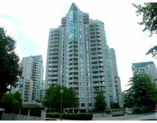 """Main Photo: 1603 1199 EASTWOOD Street in Coquitlam: North Coquitlam Condo for sale in """"THE SELKIRK"""" : MLS®# V663777"""