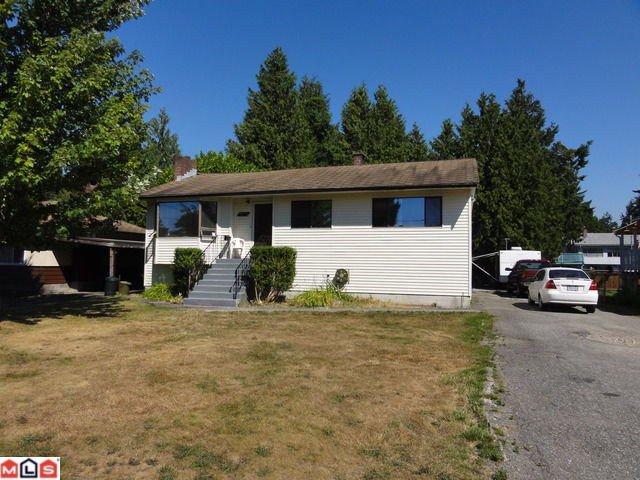 Main Photo: 10226 125th Street in Surrey: Cedar Hills House for sale (North Surrey)  : MLS®# F1021643