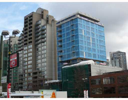 "Main Photo: 1104 1252 HORNBY Street in Vancouver: Downtown VW Condo for sale in ""PURE"" (Vancouver West)  : MLS®# V702175"