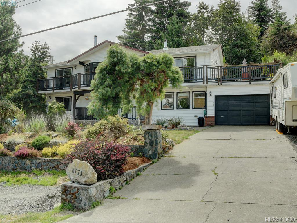Main Photo: 6771 Foreman Heights Drive in SOOKE: Sk Broomhill Single Family Detached for sale (Sooke)  : MLS®# 413620