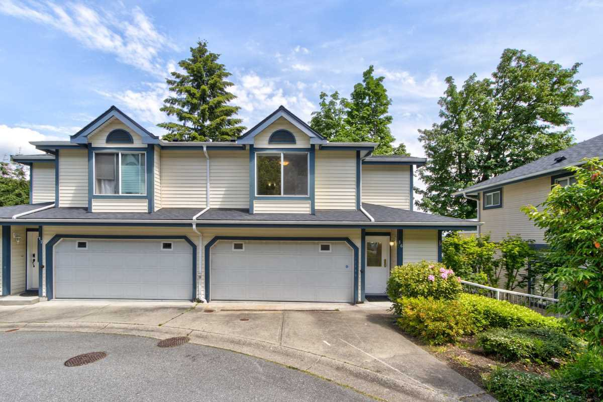 "Main Photo: 16 1560 PRINCE Street in Port Moody: College Park PM Townhouse for sale in ""SEASIDE RIDGE"" : MLS®# R2464236"