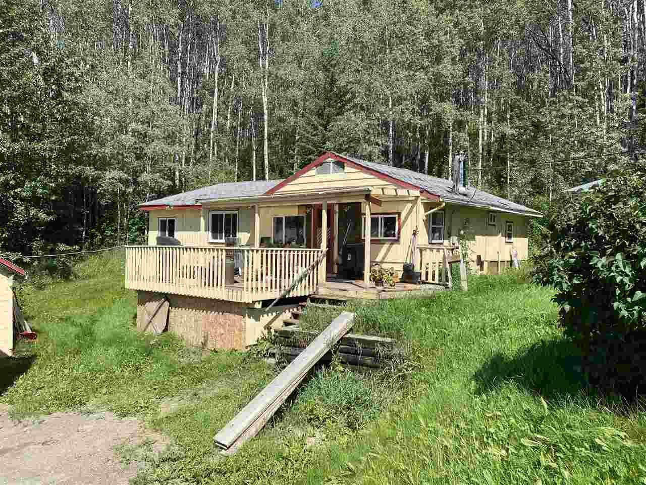 Main Photo: 2100 NASH Road in Burns Lake: Burns Lake - Rural West House for sale (Burns Lake (Zone 55))  : MLS®# R2481912