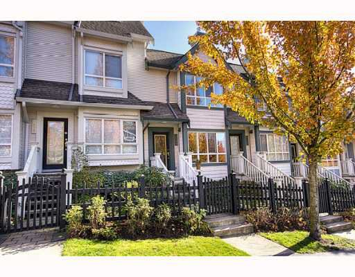 "Main Photo: 7480 HAWTHORNE Terrace in Burnaby: Highgate Townhouse for sale in ""ROCKHILL"" (Burnaby South)  : MLS®# V795963"