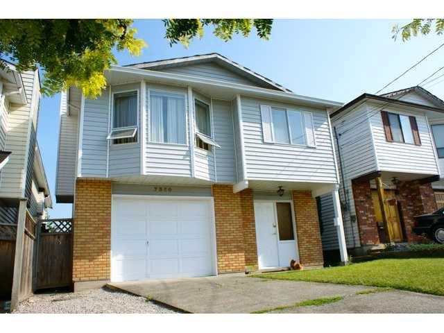Main Photo: 7360 11TH AV in Burnaby: Edmonds BE House for sale (Burnaby East)  : MLS®# V845540