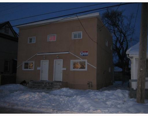 Main Photo: 509 Magnus Avenue in Winnipeg: Residential for sale : MLS®# 2900549