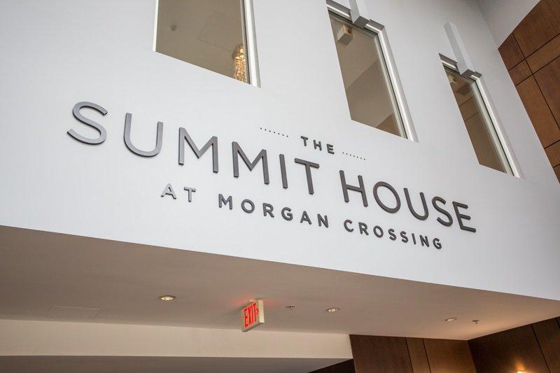 Summit House at Morgan Crossing