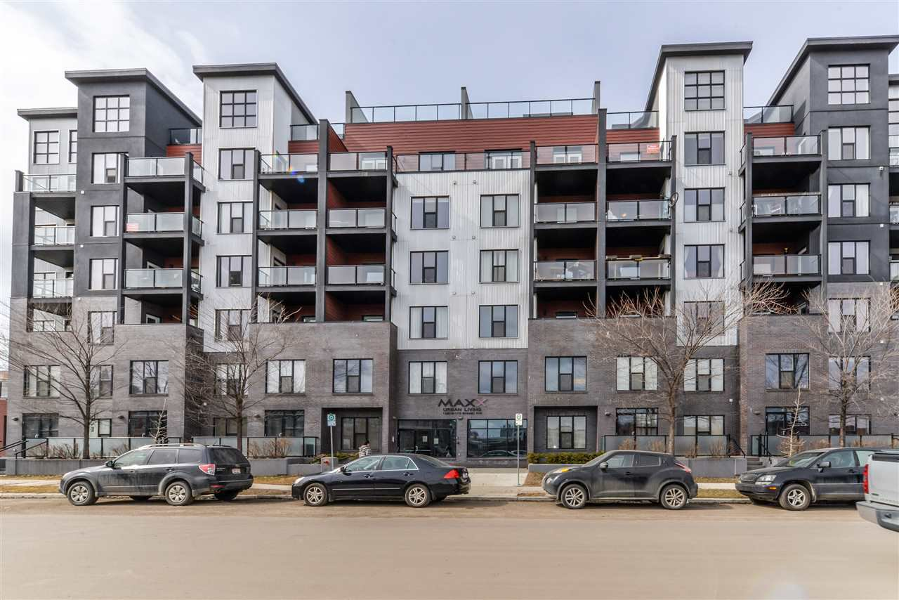 Main Photo: 203 10518 113 Street in Edmonton: Zone 08 Condo for sale : MLS®# E4188756