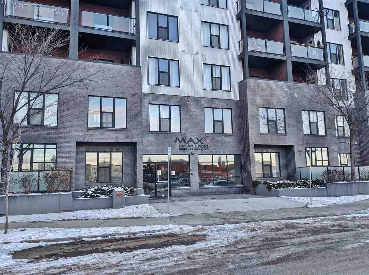 Main Photo: 203 10518 113 Street in Edmonton: Zone 08 Condo for sale : MLS®# E4188756