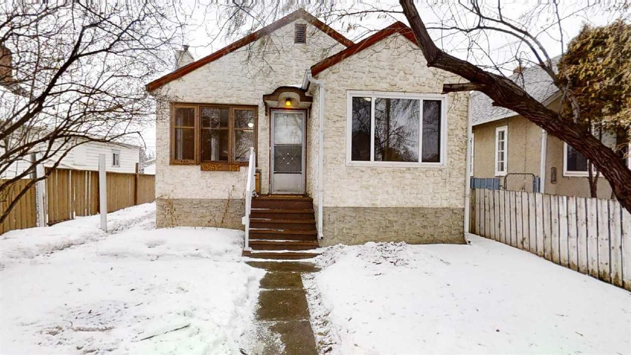 Main Photo: 12812 127 Street NW in Edmonton: Zone 01 House for sale : MLS®# E4189564
