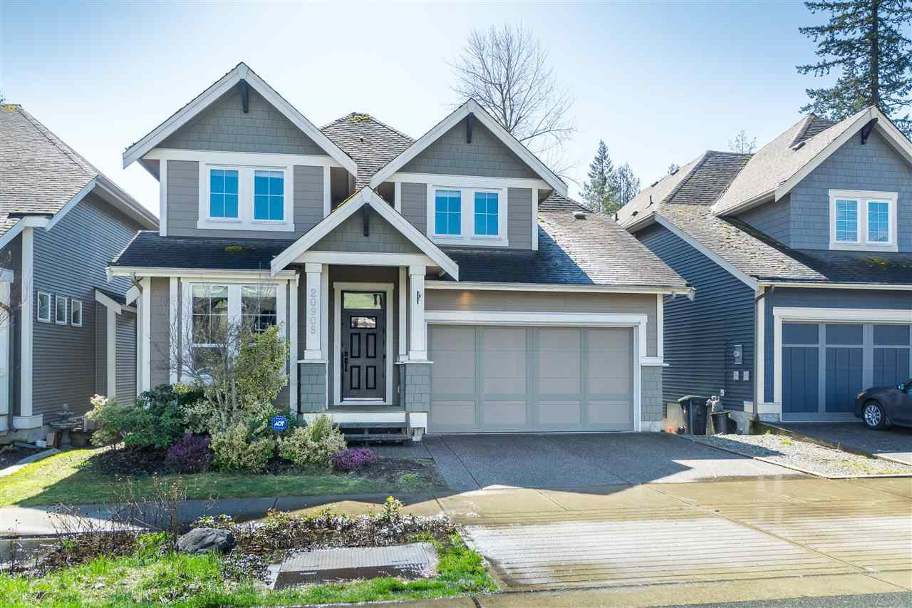 """Main Photo: 20908 71A Avenue in Langley: Willoughby Heights House for sale in """"Milner Heights"""" : MLS®# R2449205"""