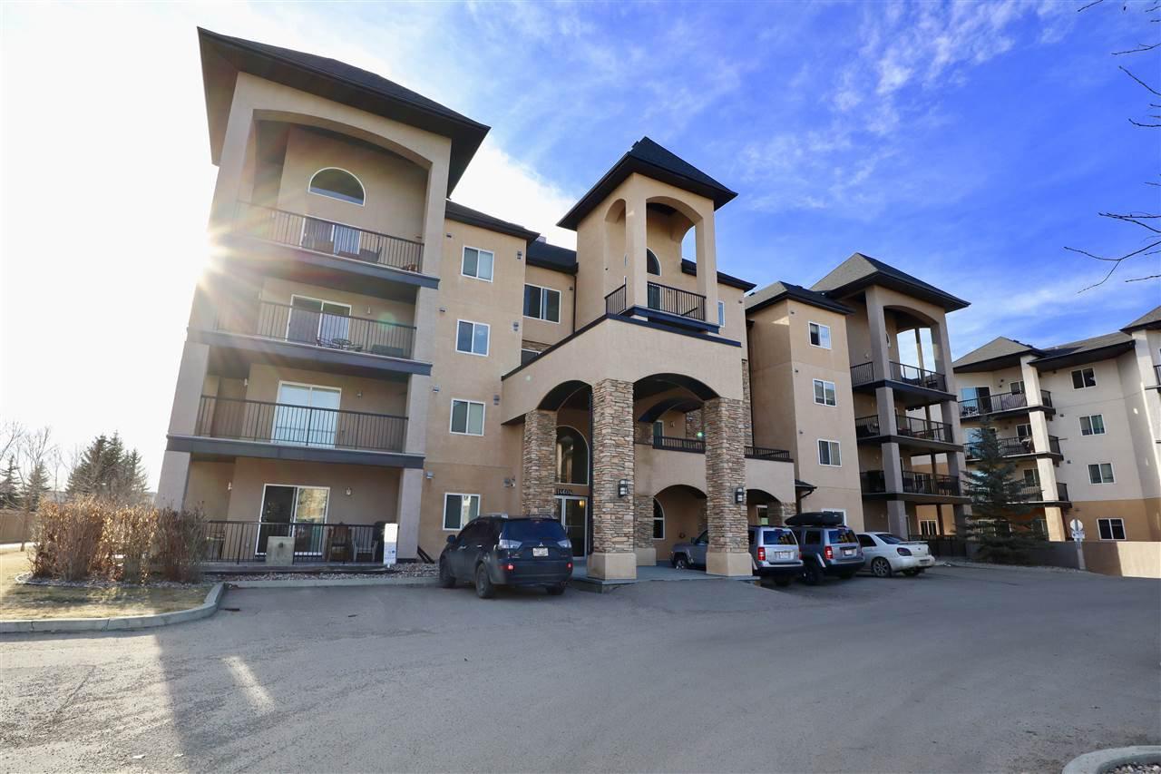 Main Photo: 203 14604 125 Street in Edmonton: Zone 27 Condo for sale : MLS®# E4194615