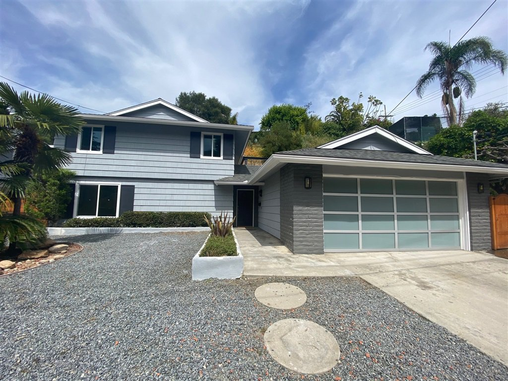 Main Photo: SAN DIEGO House for rent : 4 bedrooms : 4703 Ashby St
