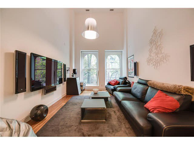 Main Photo: 301 36 WATER STREET in : Downtown VW Condo for sale : MLS®# V1122519