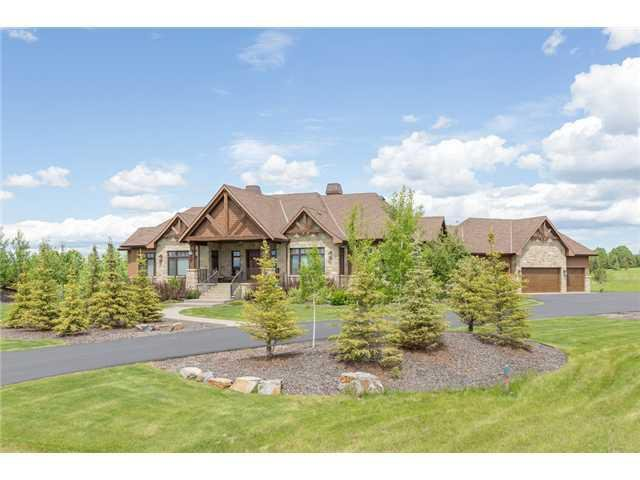 Main Photo: MORGANS RIDGE in Springbank: Detached for sale : MLS®# C3622790