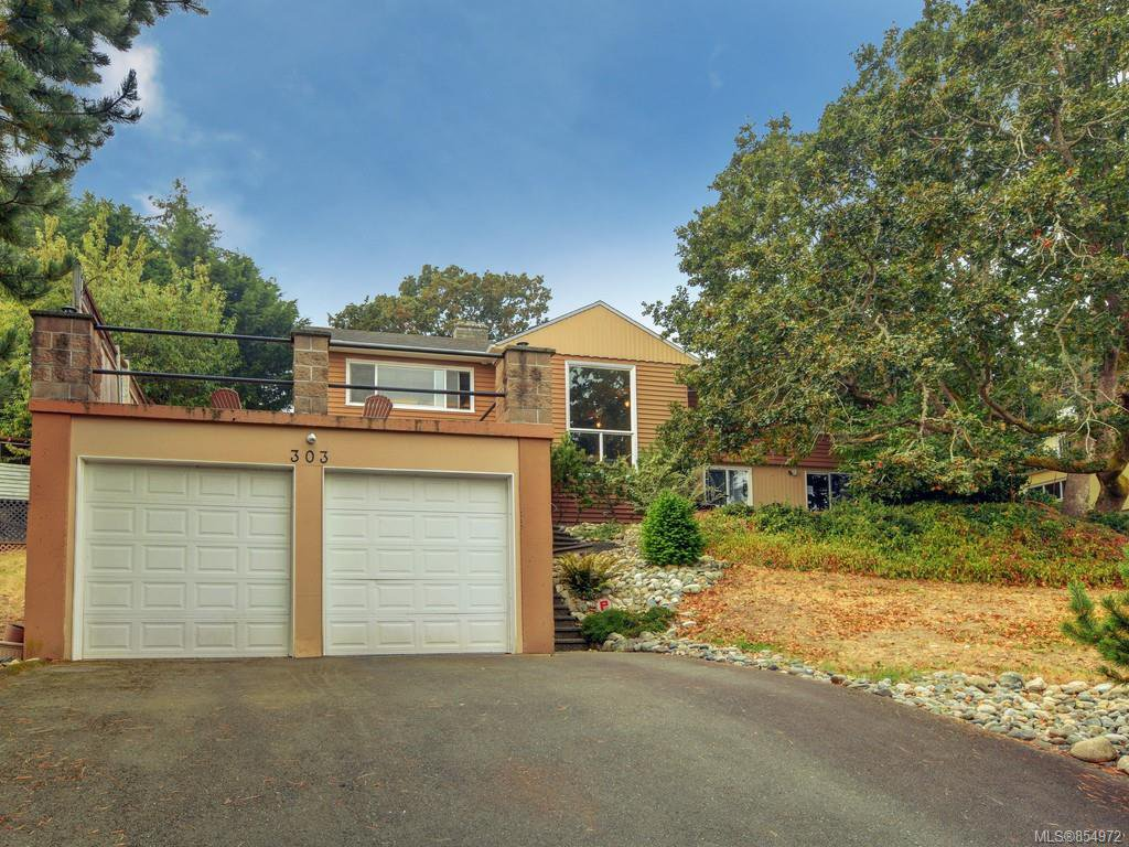 Main Photo: 303 Milburn Dr in : Co Lagoon House for sale (Colwood)  : MLS®# 854972